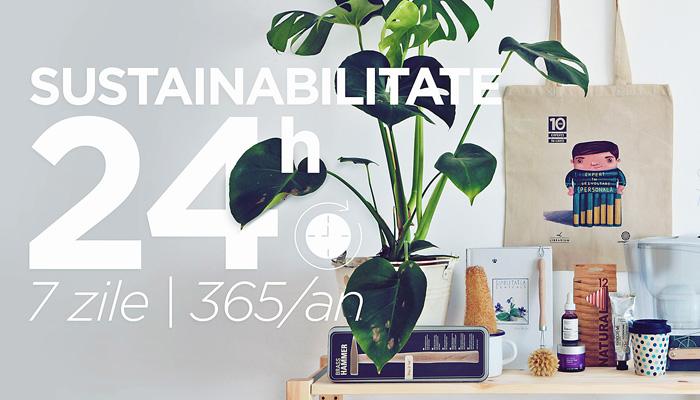 Obiecte sustenabile de la mall
