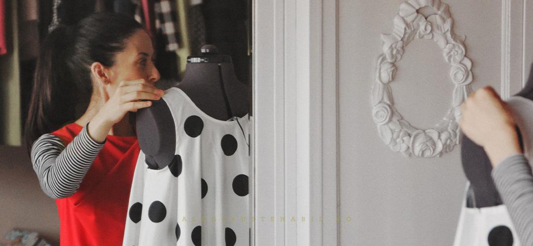Interviu cu Ioana Taranu despre moda si haine sustenabile