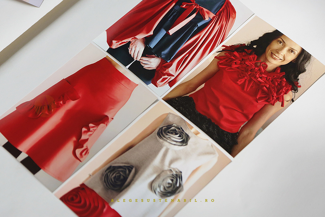 Moda sustenabila prin haine create de Ioana Taranu